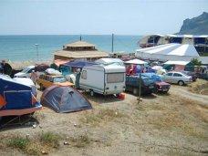 В Крыму составили список кемпингов
