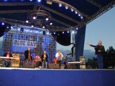 джазовый фестиваль, «Live in Blue Bay» посетило более 15 тысяч человек