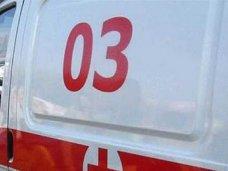 Под Симферополем рабочий травмировался при падении с высоты