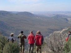 Происшествие, В горах возле Ялты потерялись четыре туриста