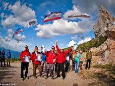 Скалолазание, Под Севастополем завершились соревнования горных спасателей