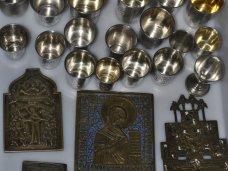 Контрабанда, В аэропорту Симферополя задержали крупную партию антиквариата