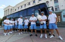 Футбол, Крымчане стали чемпионами Украины по футболу