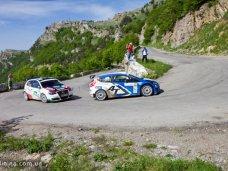 Ялта ралли, На «Yalta Rally Fest Presidents Cup» победил казахский экипаж