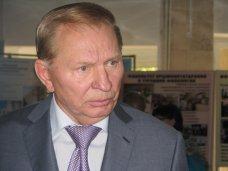 рабочий визит, Второй президент Украины посетил Симферополь