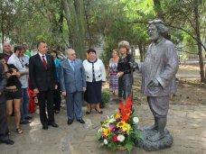 дни Волошина, В Коктебеле начались торжества к 100-летию Дома-музея Волошина