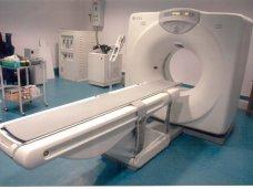Томограф, В Севастопольской больнице появился новый томограф