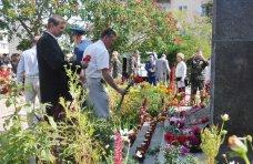Афганцы, В Евпатории отметили 20-летие памятника воинам интернационалистам