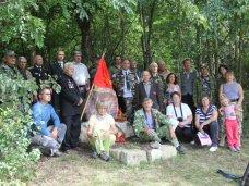 Памятник, В Крыму появился памятник леснику