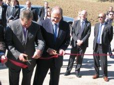 Завод, Крымские винзаводы, В Крыму открыли пусковой комплекс нового винзавода