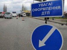 ДТП, В ДТП под Симферополем погиб пешеход