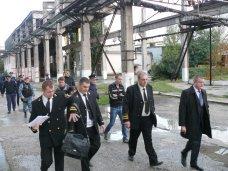 Крымжелезобетон, В Симферополе арестовали имущество «Крымжелезобетона»