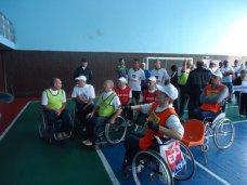 Соревнования, В Алуште открывается спартакиада инвалидов труда