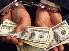 Коррупция, В Алупке милиционер погорел на взятке