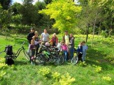 велосипед, В Евпатории провели велопикник