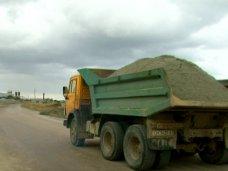Добыча песка, В Севастополе проходит пикет против добычи песка на мысе Фиолент