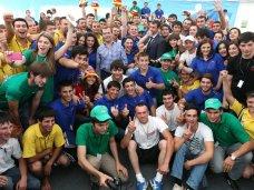 форум, В Крыму открылся Молодежный форум за демократию и права человека
