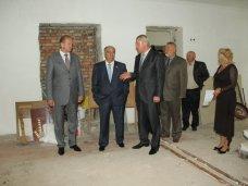 Детский сад, Вице-премьер Крыма проверил строительство новых детских садов