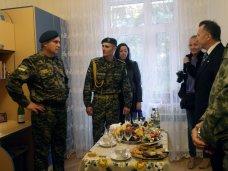 Пограничники, Ялтинским пограничникам выделили служебные квартиры