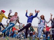 флешмоб, В Севастополе проведут флешмоб ко Дню учителя