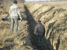 Кража, В Крыму на краже системы орошения попались четверо злоумышленников