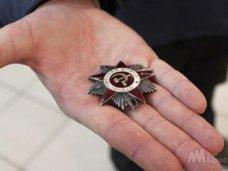Контрабанда, На границе Крыма задержали контрабандный орден времен войны