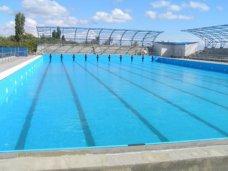 Бассейн, В Евпатории завершается строительство бассейна для параолимпийцев