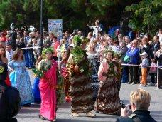 фестиваль, В Алуште в седьмой раз прошел праздник «Виноградные сезоны»