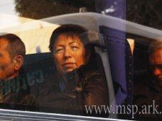 путевки, В крымский санаторий на оздоровление отправились 160 чернобыльцев и афганцев