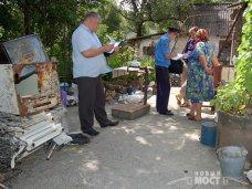 Металлолом, В Саках закрыли незаконный пункт приема металлолома