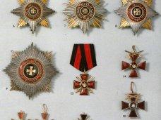 Контрабанда, В аэропорту Симферополя задержали девять орденов и медалей
