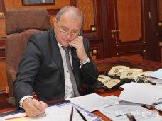 горячая линия, Могилев ответил на вопросы крымчан, поступившие на «горячую линию»