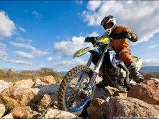 Мотопробег, Соревнования по эндуро под Алуштой пройдут в три этапа