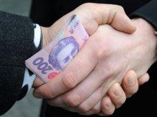 Коррупция, В Крыму пограничника поймали на взятке в 3 тыс. грн.