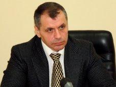 местное самоуправление, Крымский спикер участвует в заседании Украинской ассоциации районных и областных советов