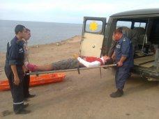 Происшествие, В Севастополе турист упал с трехметровой высоты