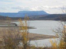Водохранилище, Непрекращающиеся дожди не повлияли на наполняемость водохранилищ Симферополя