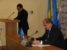 выборы, Крымские «регионалы» выдвинули своего кандидата на выборы по 44-му округу