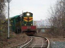 поезд, В Симферопольском районе мужчину сбил поезд