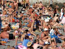 Туристы, В этом году в Большой Ялте отдохнули более полумиллиона туристов
