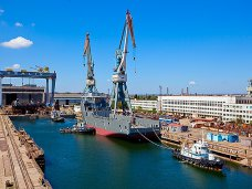 Керченский завод «Залив», Керченский завод «Залив» ушел на реконструкцию