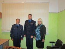 Милиция, В Белогорском районе открыли новый участковый пункт милиции