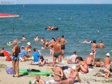 Туристы, В этом году в Феодосии отдохнули почти 150 тыс. человек