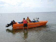 Происшествие, На ЮБК помогли купальщице выбраться из моря