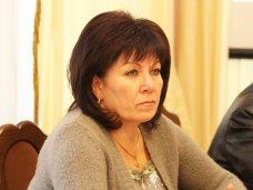 партия «Свобода», Нардеп от Крыма осудила действия оппозиции в сессионном зале
