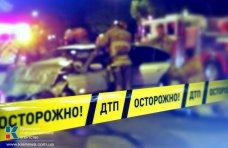 ДТП, В Симферополе россиянка пострадала в ДТП