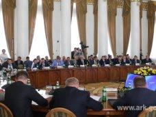 Совет регионов, Руководители Крыма поедут на Совет регионов в Киев
