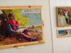 Выставка, В Севастополе представили «Диалог» двух художников