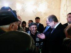 агрофирма Крым, Могилев обещает «воевать» до последнего за пайщиков Бахчисарайского района