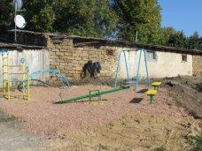 Детская площадка, В Симферополе появилась новая детская площадка